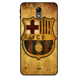 Durable FC Barcelona Cover For Wiko Kenny