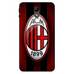 Durable AC Milan Cover For Wiko Kenny