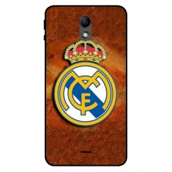 Durable Real Madrid Cover For Wiko Kenny