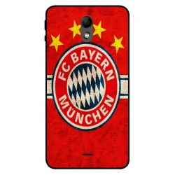 Durable Bayern De Munich Cover For Wiko Kenny