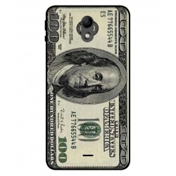 Durable 100 Dollar Note Cover For Wiko Kenny