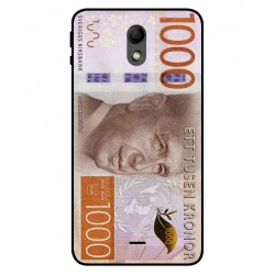 Durable 1000Kr Sweden Note Cover For Wiko Kenny