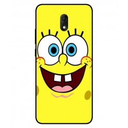 Durable SpongeBob Cover For Wiko Lenny 5