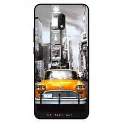 Durable New York Cover For Wiko Lenny 5