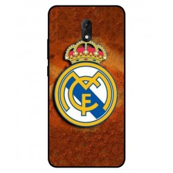 Durable Real Madrid Cover For Wiko Lenny 5