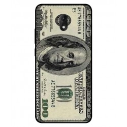 Durable 100 Dollar Note Cover For Wiko Lenny 5