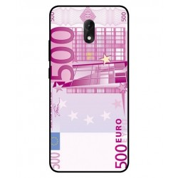Durable 500 Euro Note Cover For Wiko Lenny 5