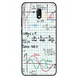 Durable Mathematics Cover For Wiko Lenny 5