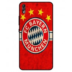 Durable Bayern De Munich Cover For Wiko Robby 2