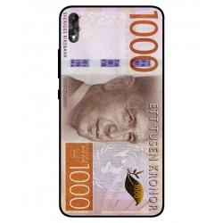 Durable 1000Kr Sweden Note Cover For Wiko Robby 2