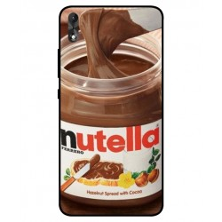 Durable Nutella Cover For Wiko Robby 2