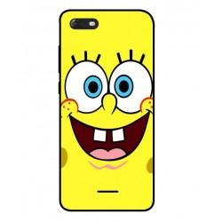 Durable SpongeBob Cover For Wiko Tommy 3