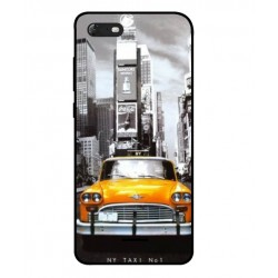 Coque De Protection New York Pour Wiko Tommy 3