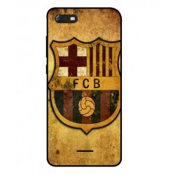 Durable FC Barcelona Cover For Wiko Tommy 3
