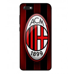 Durable AC Milan Cover For Wiko Tommy 3