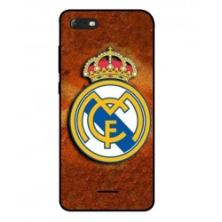 Durable Real Madrid Cover For Wiko Tommy 3