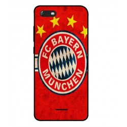 Durable Bayern De Munich Cover For Wiko Tommy 3