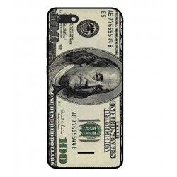 Durable 100 Dollar Note Cover For Wiko Tommy 3