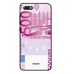 Durable 500 Euro Note Cover For Wiko Tommy 3