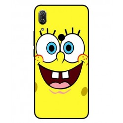 Durable SpongeBob Cover For Wiko View 2