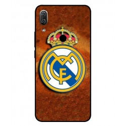 Durable Real Madrid Cover For Wiko View 2