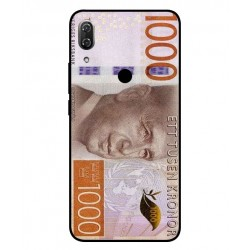 Durable 1000Kr Sweden Note Cover For Wiko View 2