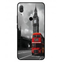 Durable London Cover For Wiko View 2 Pro