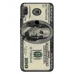 Durable 100 Dollar Note Cover For Wiko View 2 Pro