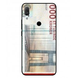 1000 Danish Kroner Note Cover For Wiko View 2 Pro