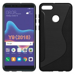 Silicone Cover For Huawei Y9 2018
