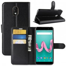 Folio Wallet Cover For Wiko Tommy 3