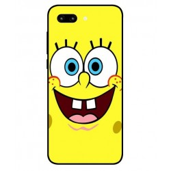 Durable SpongeBob Cover For Huawei Honor 10