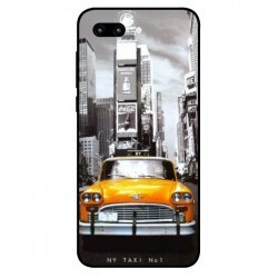 Durable New York Cover For Huawei Honor 10
