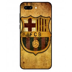 Durable FC Barcelona Cover For Huawei Honor 10