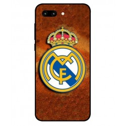 Durable Real Madrid Cover For Huawei Honor 10