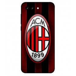 Durable AC Milan Cover For Huawei Honor 10