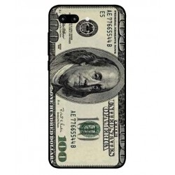 Durable 100 Dollar Note Cover For Huawei Honor 10