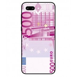 Durable 500 Euro Note Cover For Huawei Honor 10