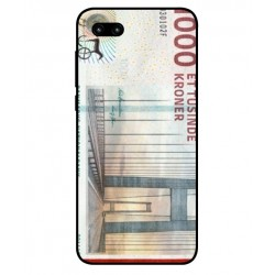 1000 Danish Kroner Note Cover For Huawei Honor 10