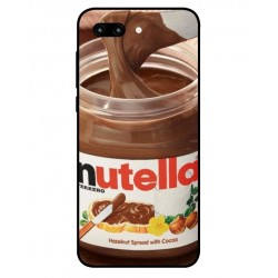 Durable Nutella Cover For Huawei Honor 10