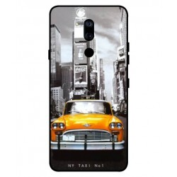 Durable New York Cover For LG G7 ThinQ