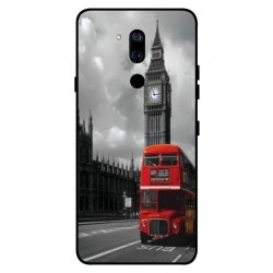 Durable London Cover For LG G7 ThinQ