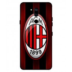 Durable AC Milan Cover For LG G7 ThinQ