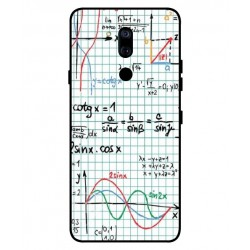 Durable Mathematics Cover For LG G7 ThinQ