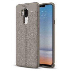 Soft Leather Cover For LG G7 ThinQ