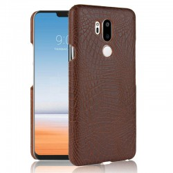 Hard Leather Cover For LG G7 ThinQ