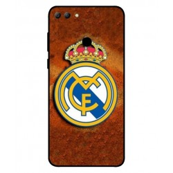 Durable Real Madrid Cover For Huawei Y9 2018