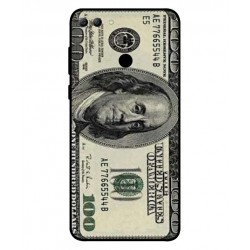 Durable 100 Dollar Note Cover For Huawei Y9 2018