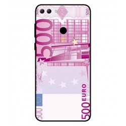 Durable 500 Euro Note Cover For Huawei Y9 2018