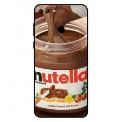 Durable Nutella Cover For Huawei Y9 2018